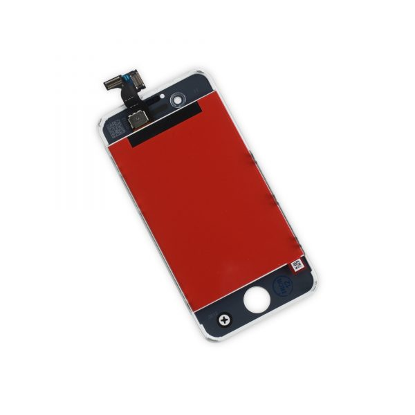 Acheter ecran iPhone 4S blanc pas cher