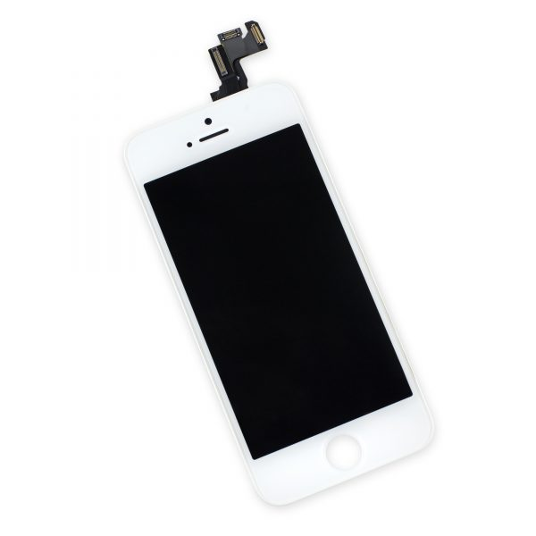 Acheter ecran iPhone 5S blanc pas cher