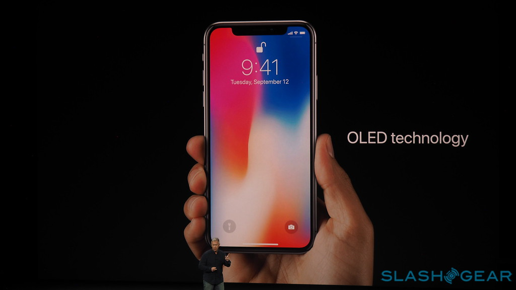 Ecran iPhone X OLED